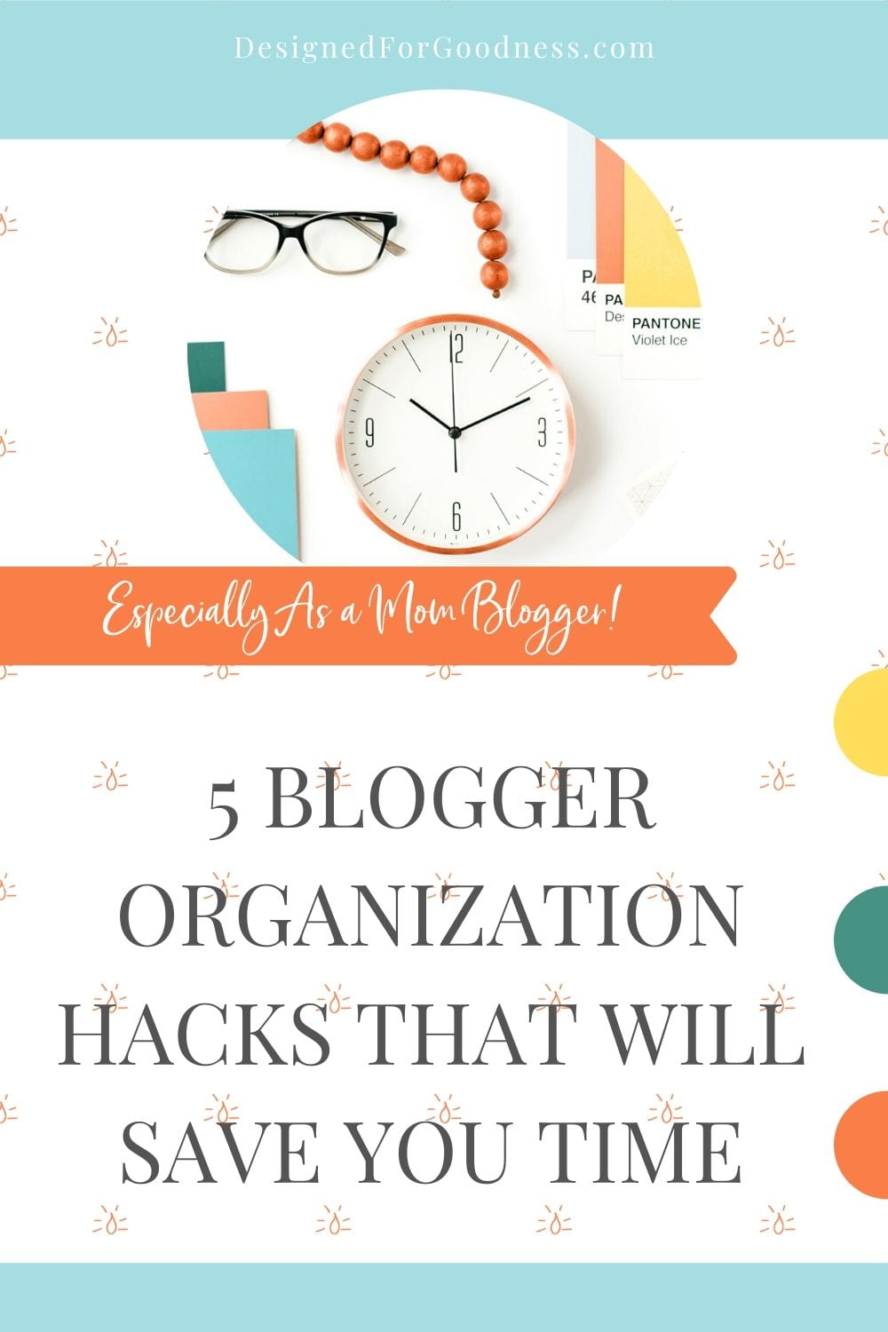 5 quick blogging hacks that will save you time as a mom