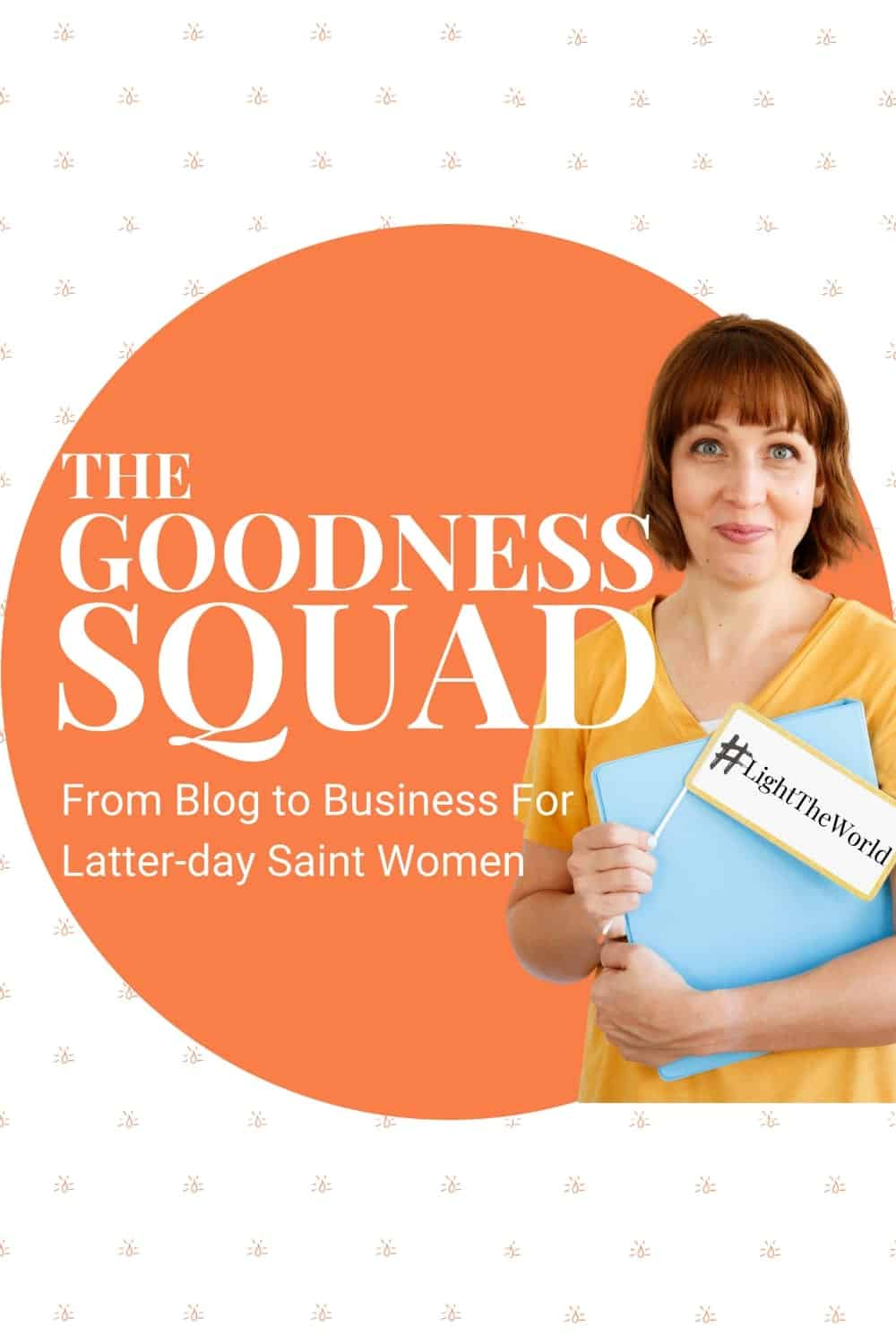01_Welcome to the goodness squad podcast