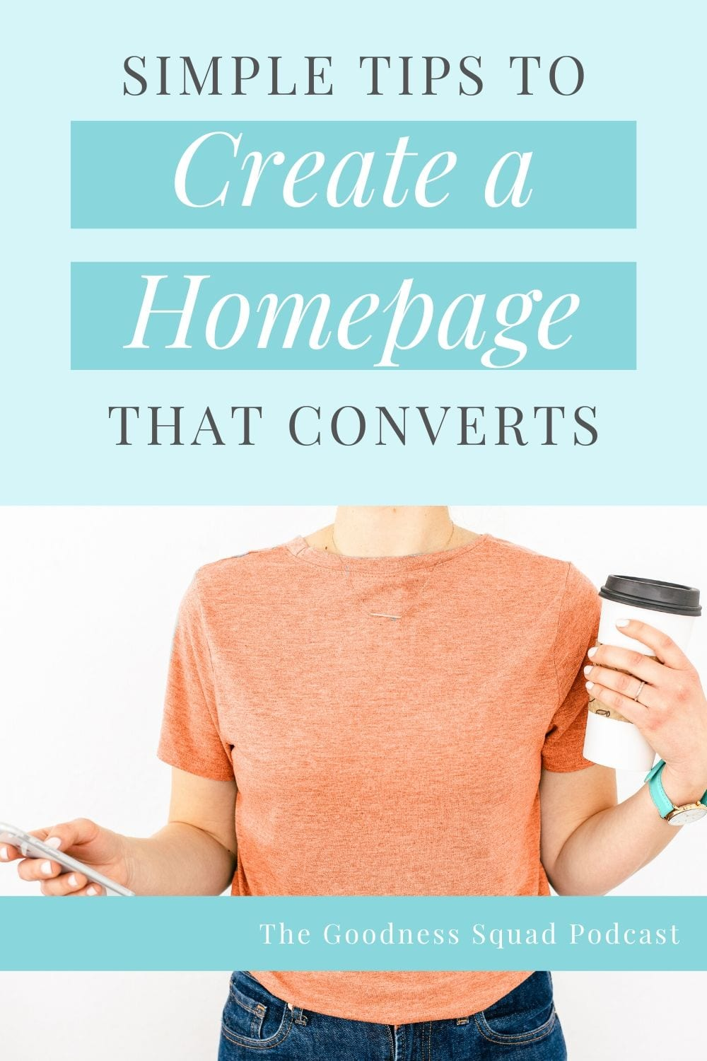 026_If your homepage is a list of your blog posts, you need this episode
