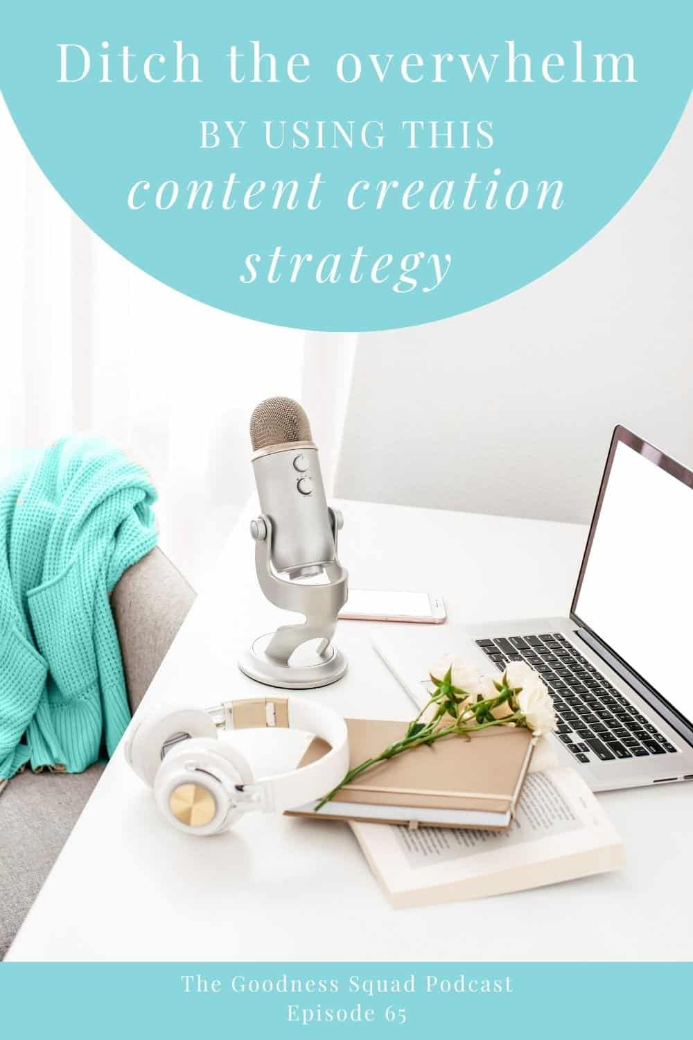 065_How haphazard content strategy is killing your success & how to fix it with michelle gifford