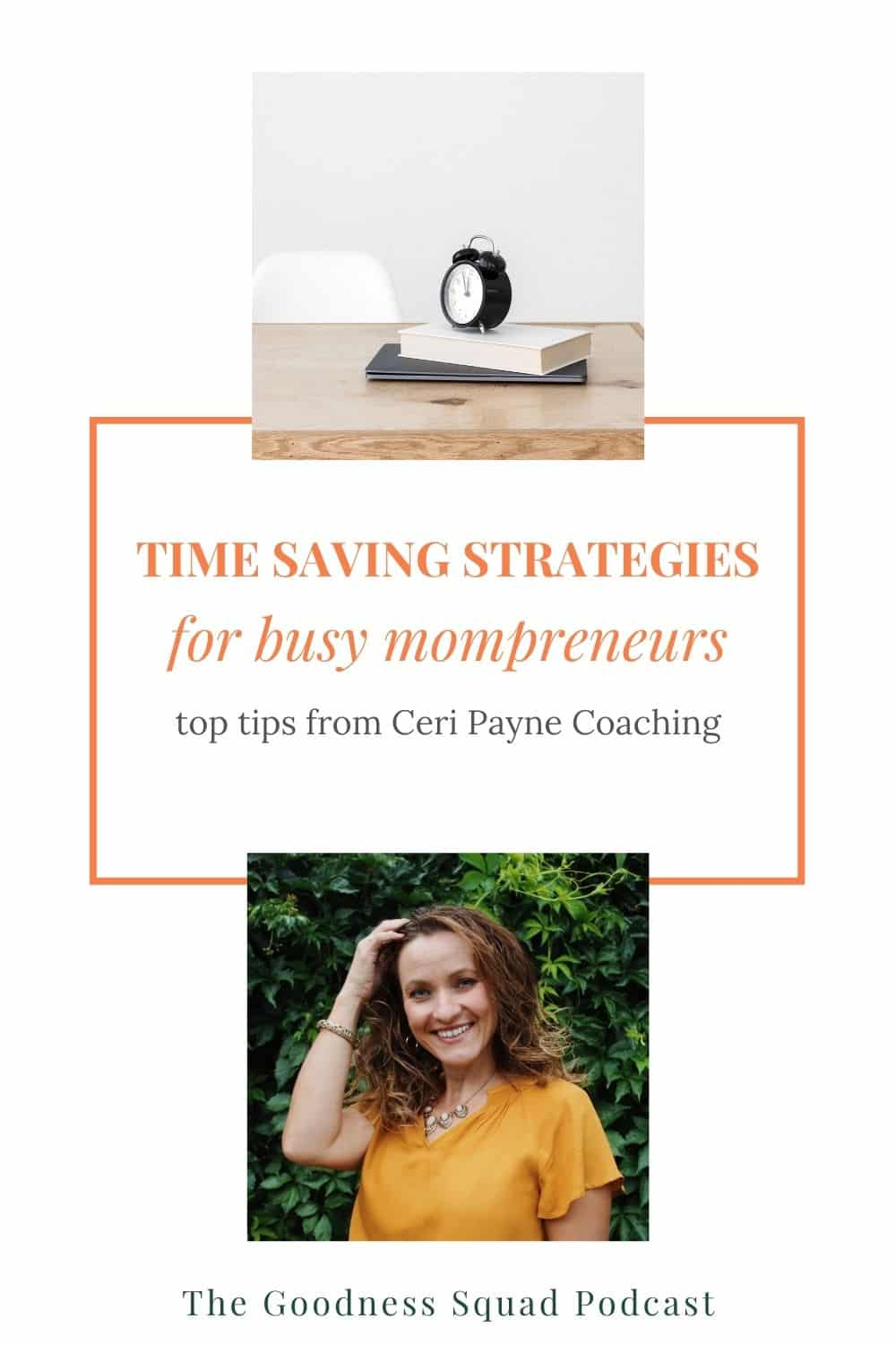 078_how to find more time for your business and create a life you love w/ceri payne